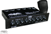 WS-420 BT Marine Audio Multi Zone Equalizer with Integrated Bluetooth
