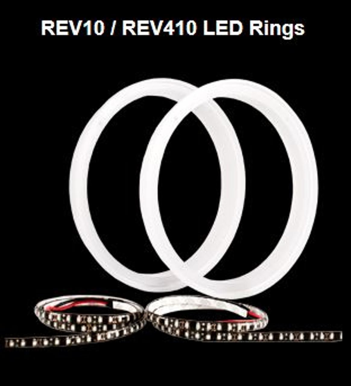 Rev 10 LED Rings