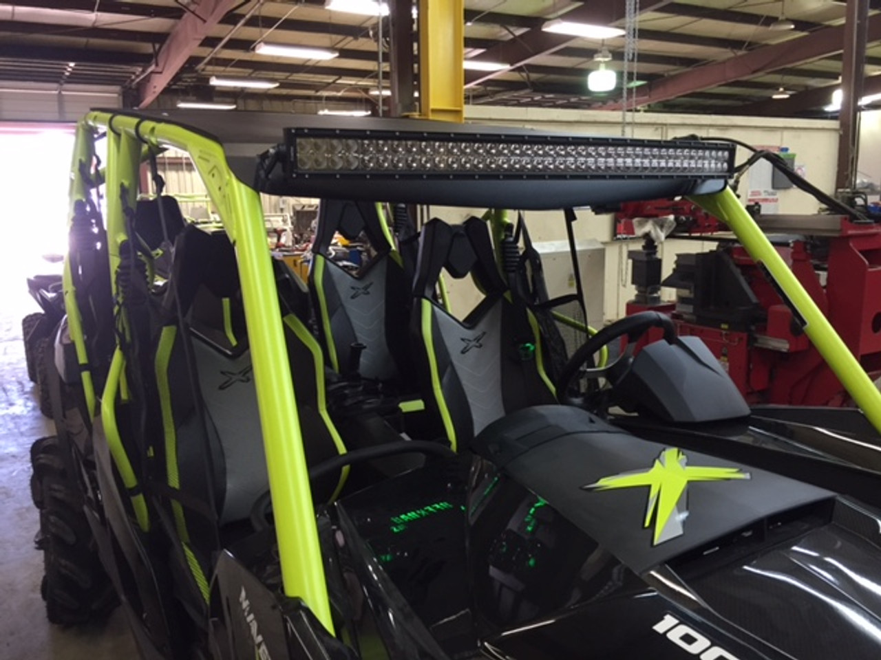 Can Am Maverick Max Fully Loaded Roof Option 2