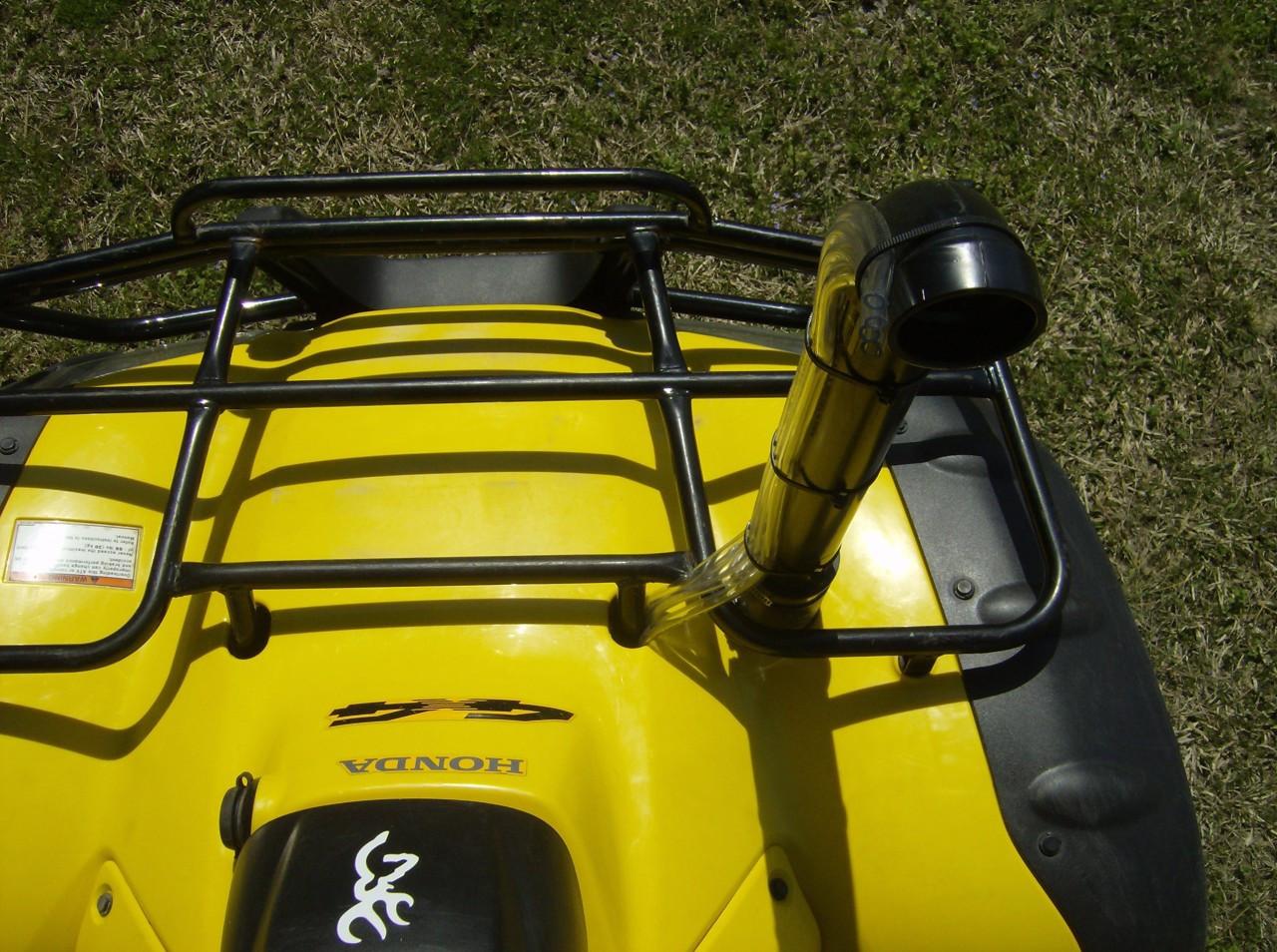 Honda Rancher 400AT Extreme Snorkels Kit