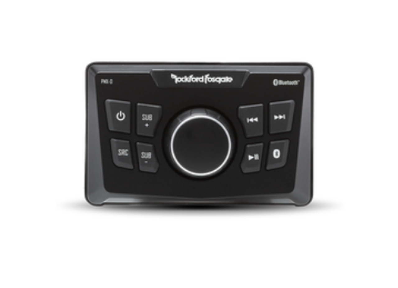 Rockford Fosgate PMX-0 Punch Marine Ultra Compact Digital Media Receiver