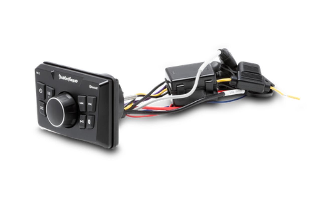 Rockford Fosgate PMX-0 Punch Marine Ultra Compact Digital Media Receiver