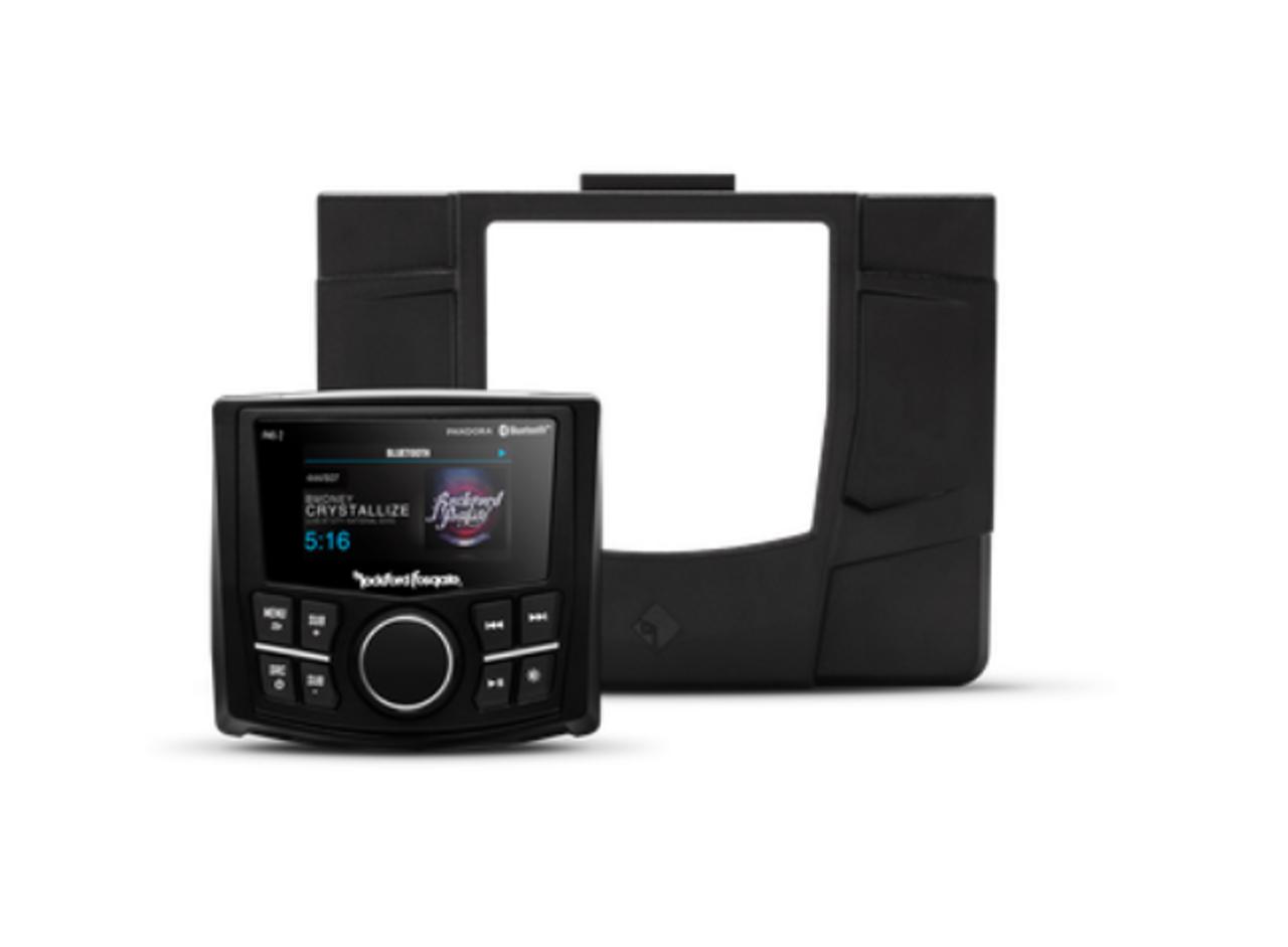 Stereo kit for select Polaris® RZR® models