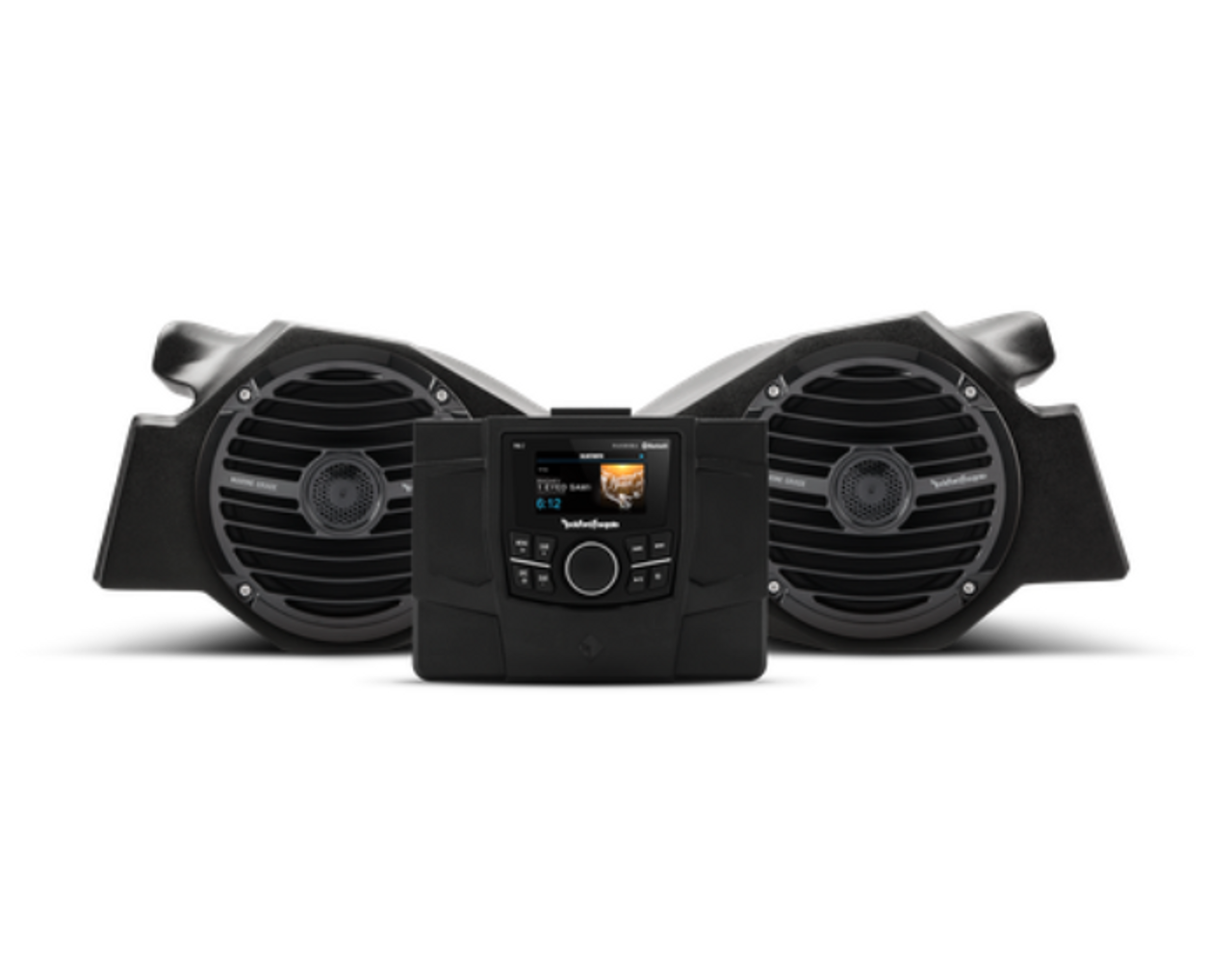 Stereo and front speaker kit for select Polaris® RZR® models