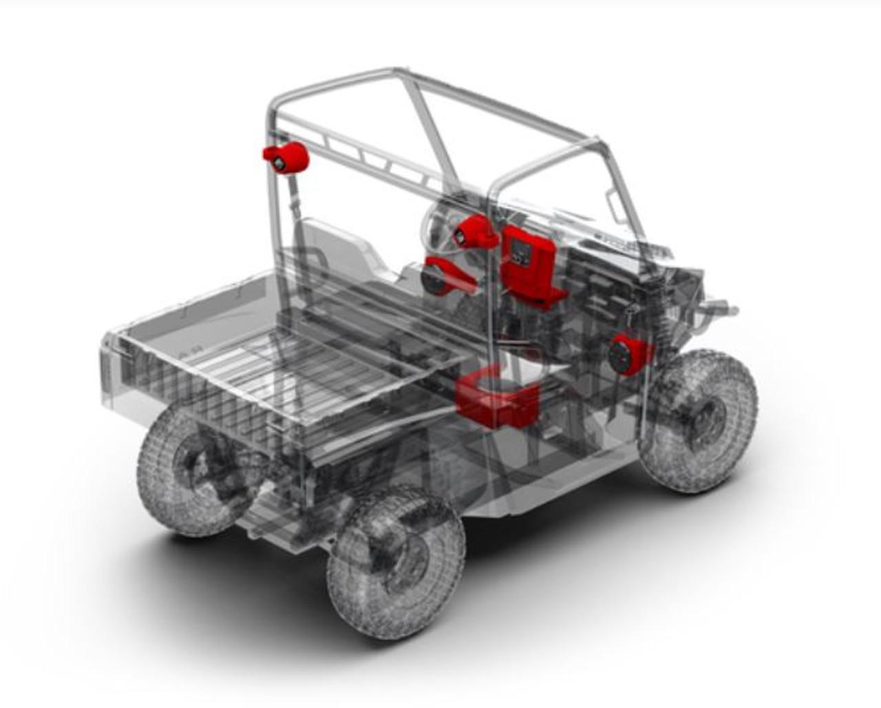 Ranger Stage4 Kit