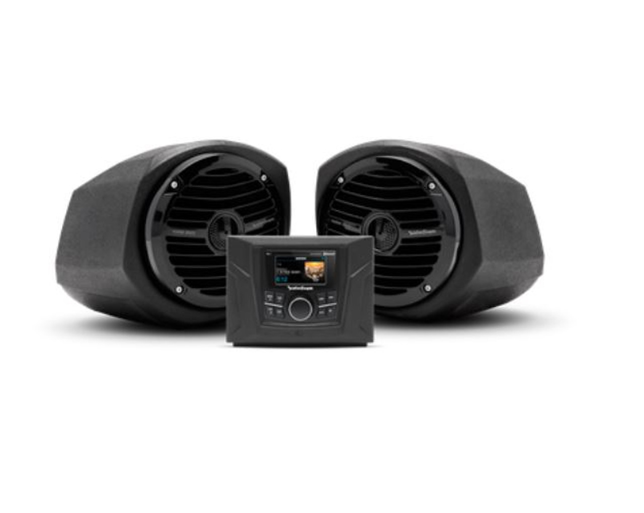 Stereo and front lower speaker kit for select Polaris GENERAL™