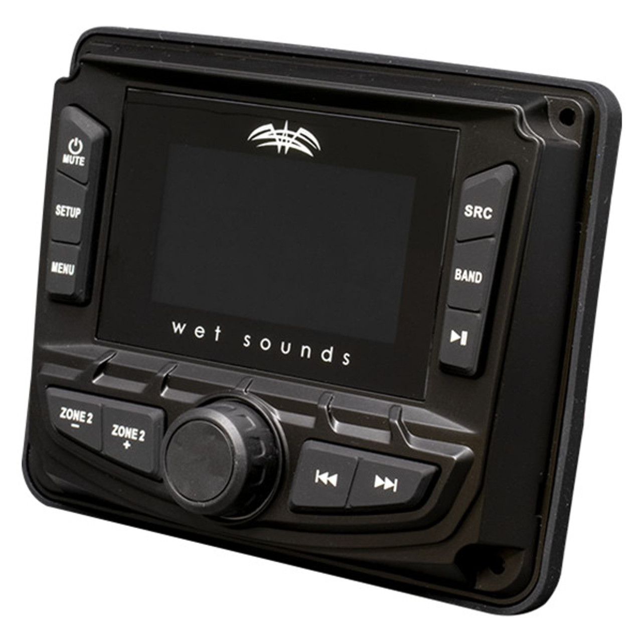 Wet Sounds AM/FM/Weather Band Tuner with RBDS
