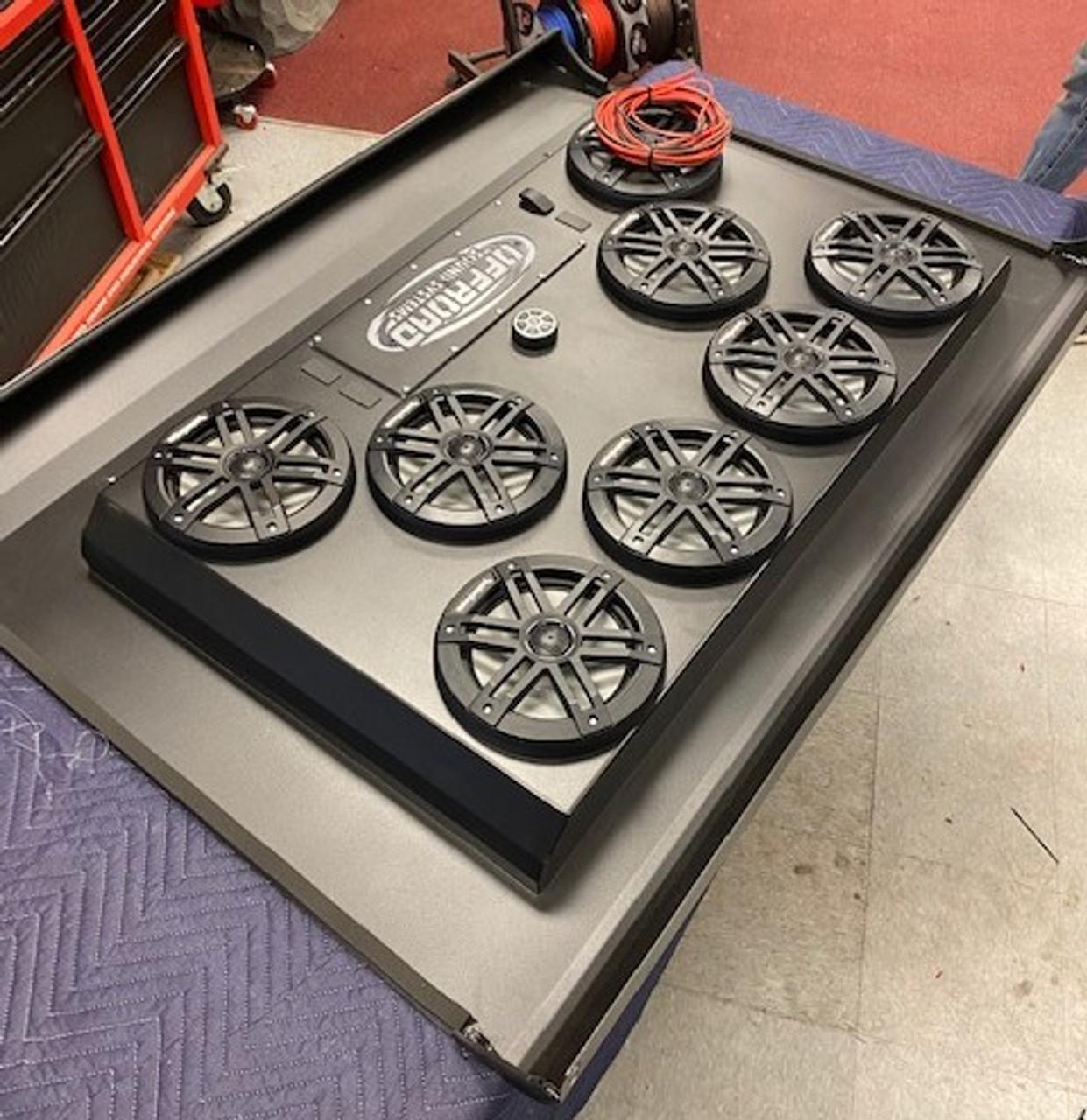 Can Am Defender Fully Loaded Roof Option 3 (8 speaker)