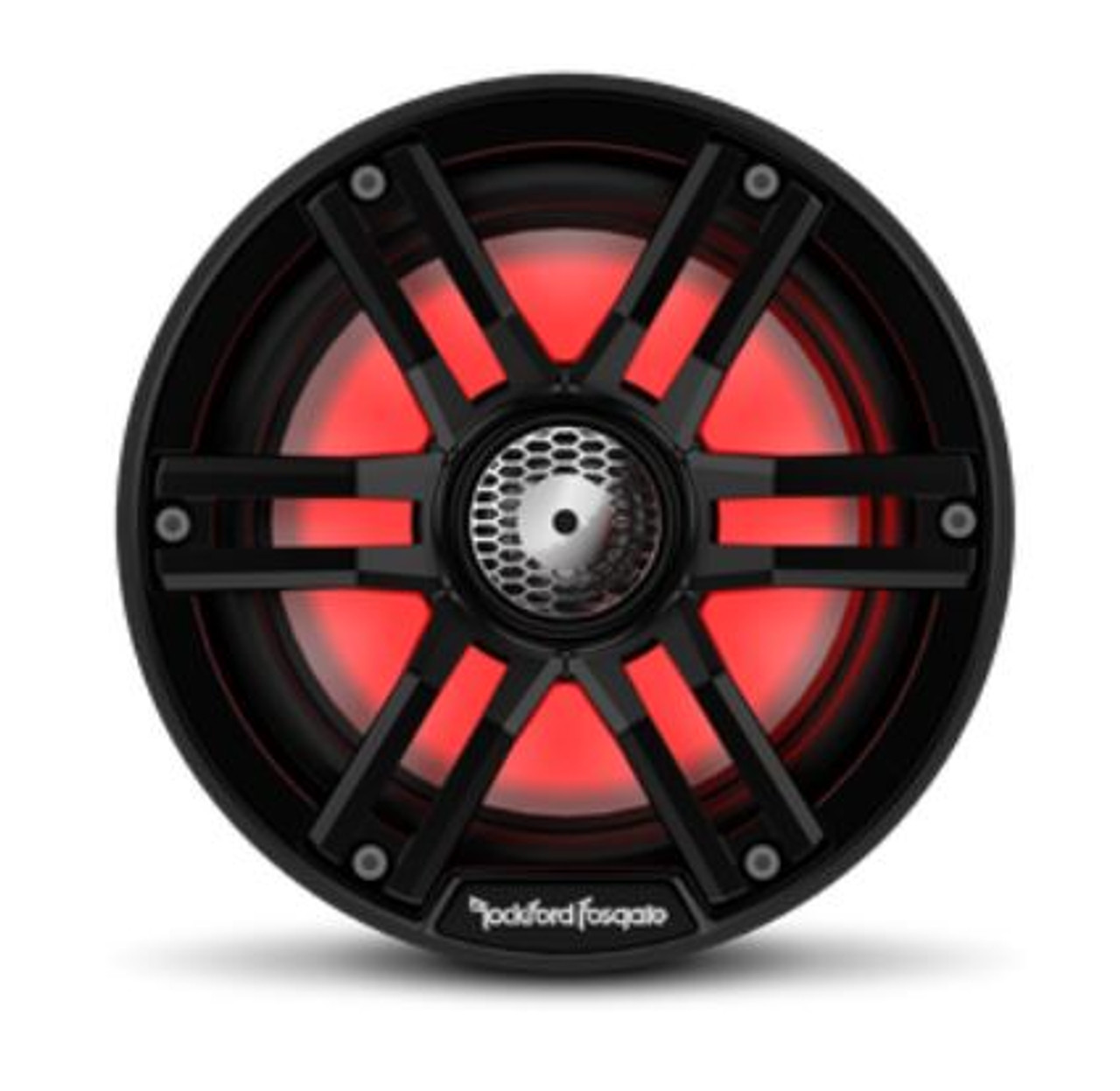 "6.5"" Color Optix Marine 2-Way Black Speaker"