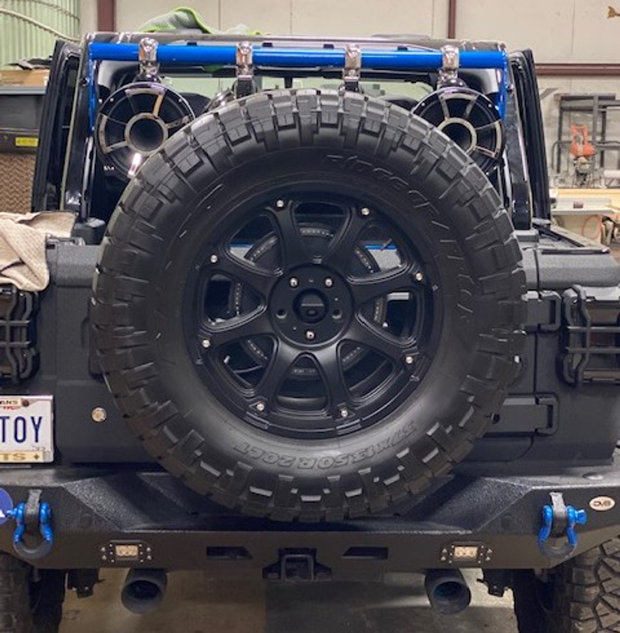 Jeep JL Waketower Bar