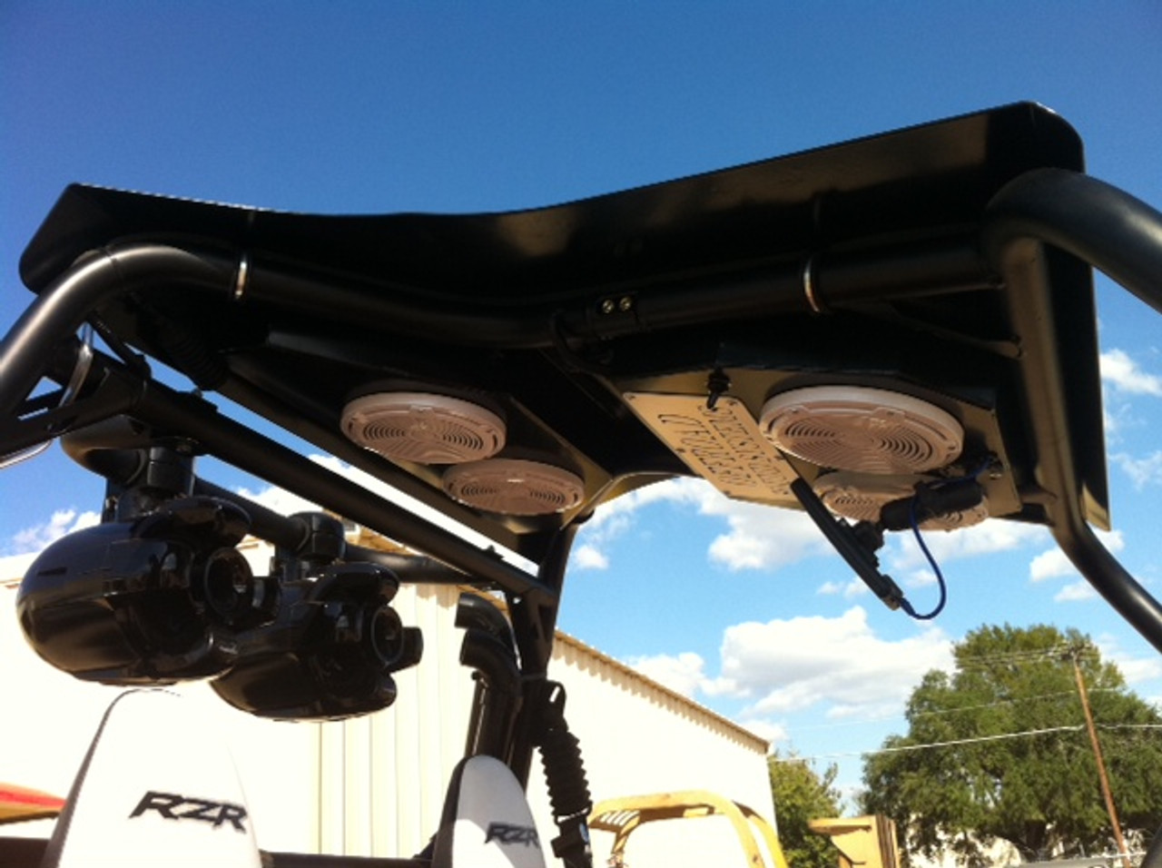 "Polaris Ranger or RZR 28"" Waketower Bar"