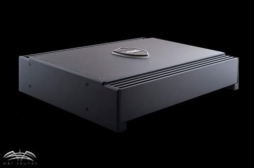 Sinister 2 channel amplifier