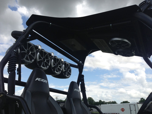 Polaris RZR Sidemount Waketower Bar