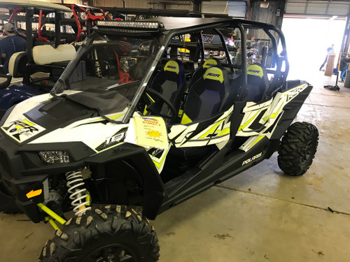 RZR4 1000 Fully Loaded Roof Option 2