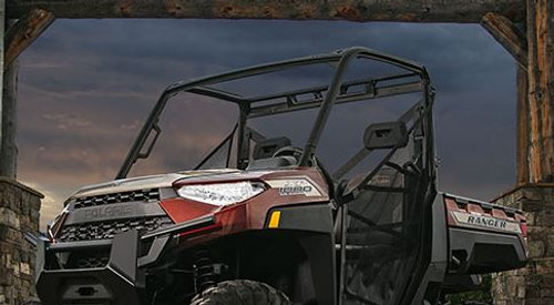 Waketower Bars for the new Ranger 1000 will fit this body style, note the updated headlights