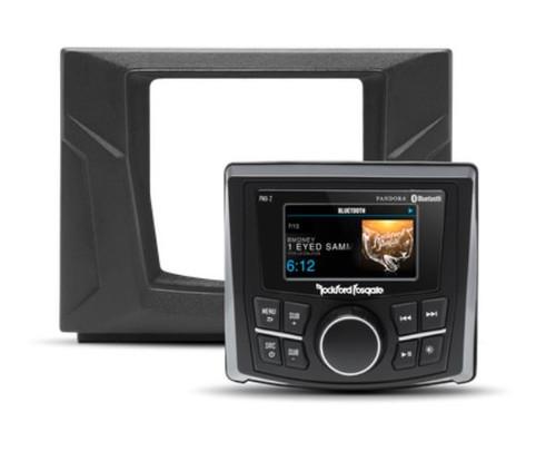 Stereo kit for select Polaris GENERAL™ models