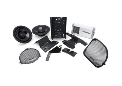 Power Harley-Davidson® Street Glide® (2014+) & Road Glide® (2015+) Front Audio Kit