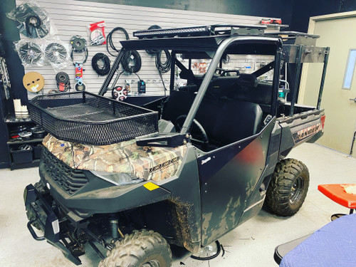 Polaris Ranger 900/1000 Fully Loaded Roof Option 2 (4 speakers)