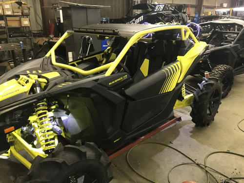 Can Am X3 Fully Loaded Roof Option 2