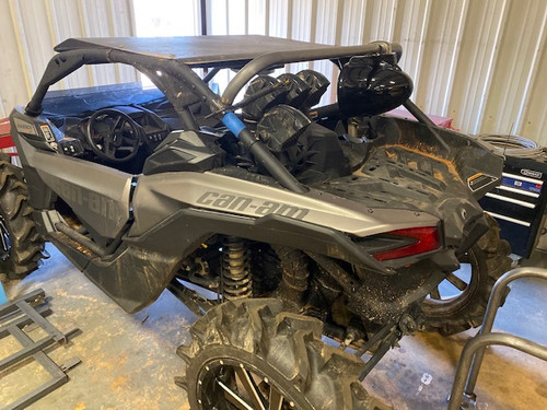 Can Am Maverick X3 Waketower Bar