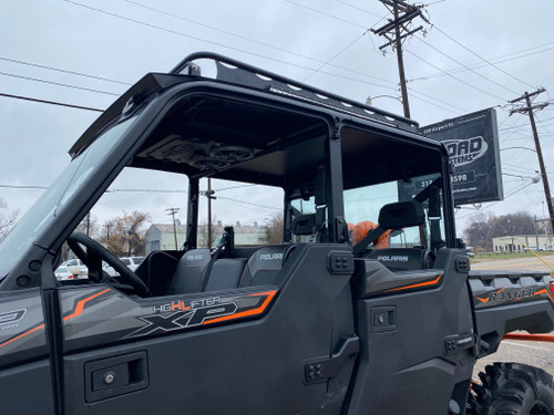 Polaris Ranger Crew 900/1000 Fully Loaded Roof Option 2 (4 speaker)