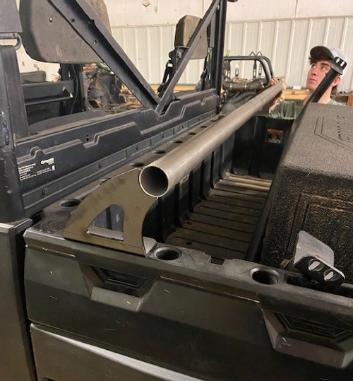 Polaris Ranger 900/1000 Bed Mount Waketower Bar