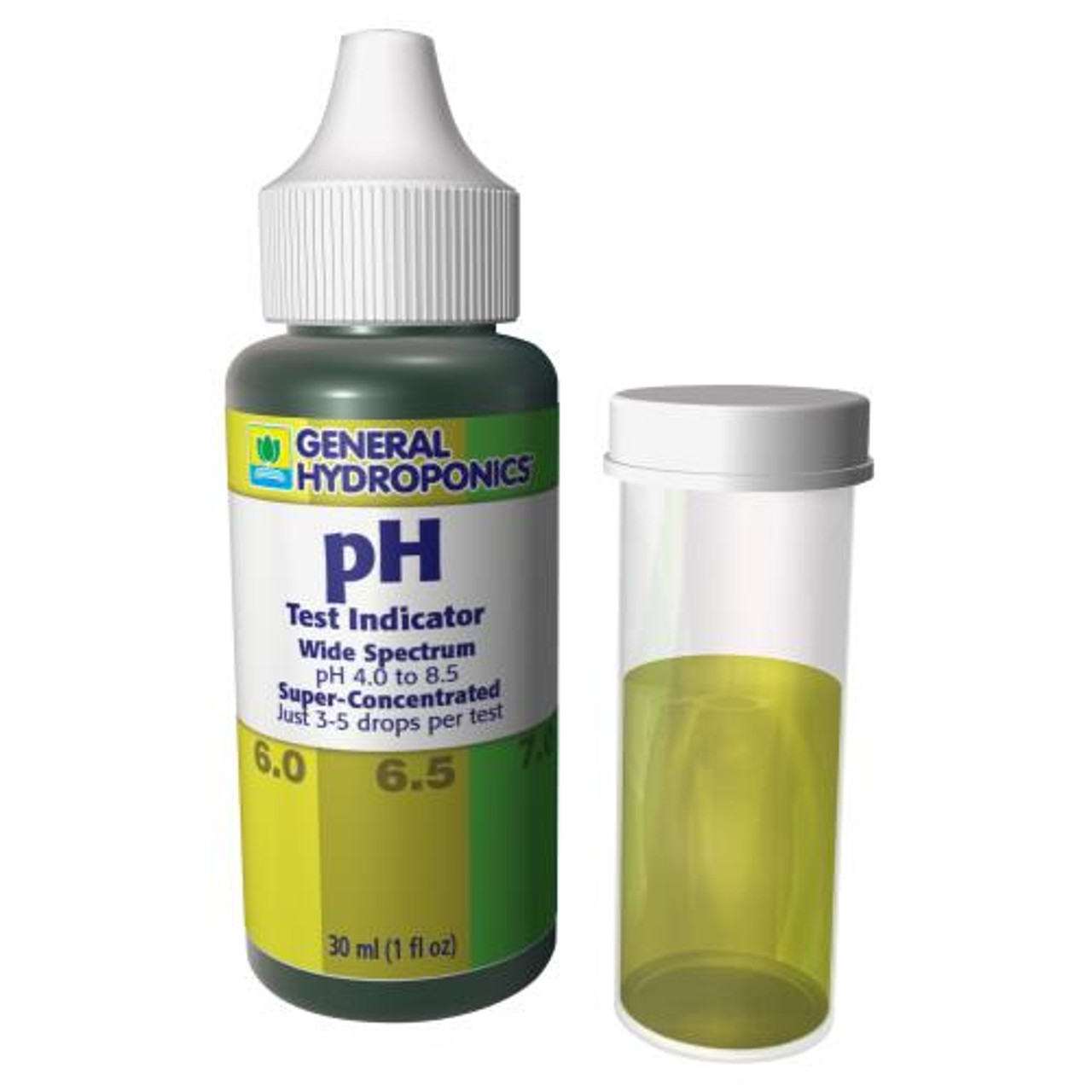 GH pH Test Kit 1 oz (24/Cs)