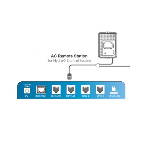Hydro-X AC Remote Station