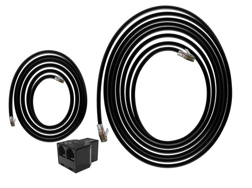 Hydro-X RJ12 Extension Cable Set