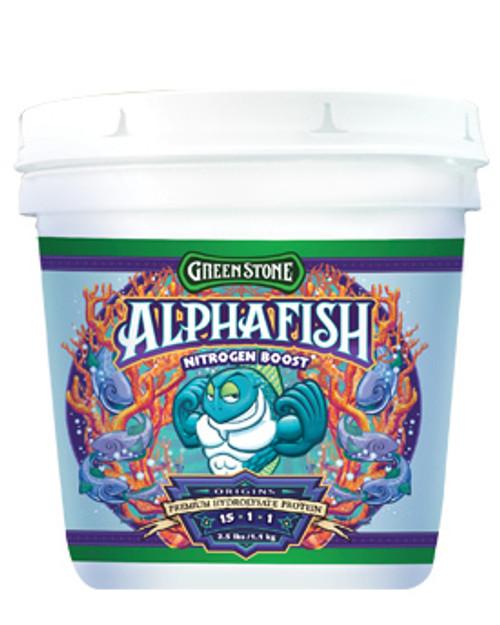 Alpha Fish 1/2