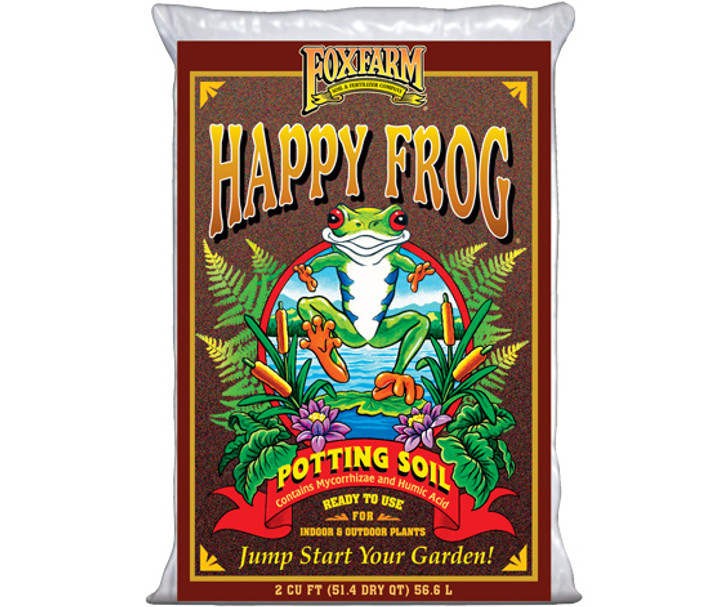 Happy Frog soil 2cf (Pick up Only)
