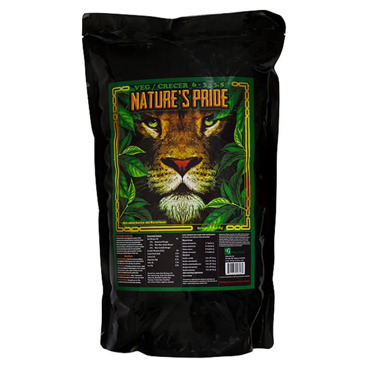GreenGro Nature's Pride Veg Fertilizer 6 - 3 - 3.5