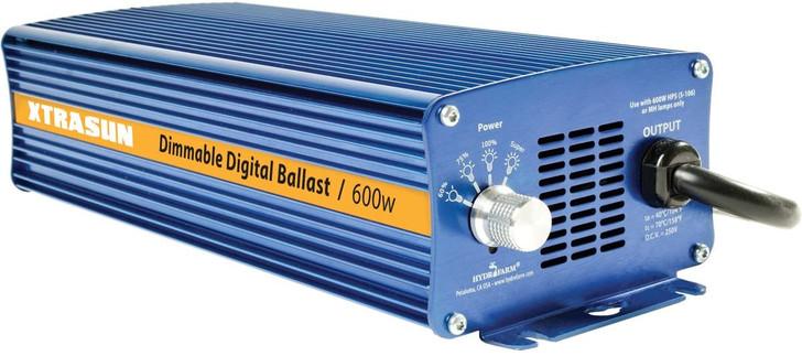 Xtrasun Digital 600 watt Ballast (120v-24v)