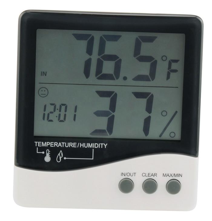 Growers Edge Digital Thermometer & Hygrometer