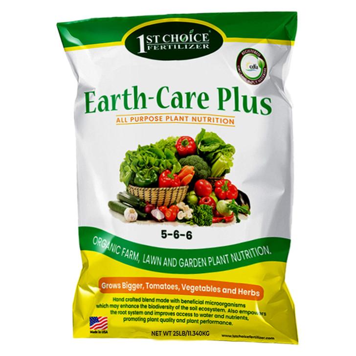 Earth Care Plus 5-6-6 25lb