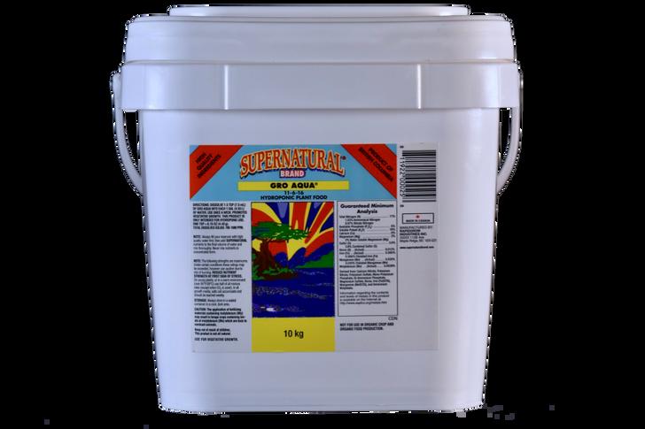 Supernatural GRO AQUA 11-6-16 (10 kg)