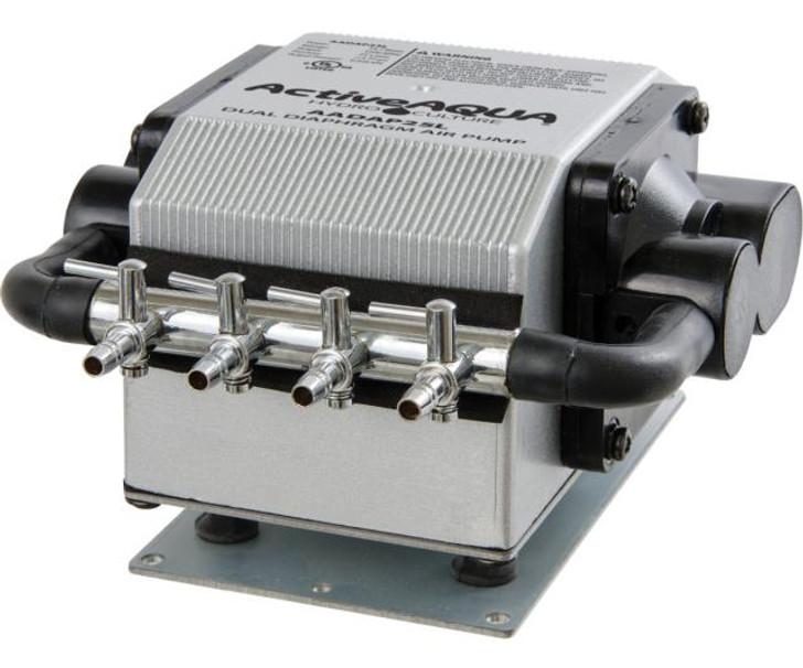 Active Aqua Dual Diaphragm Air Pump