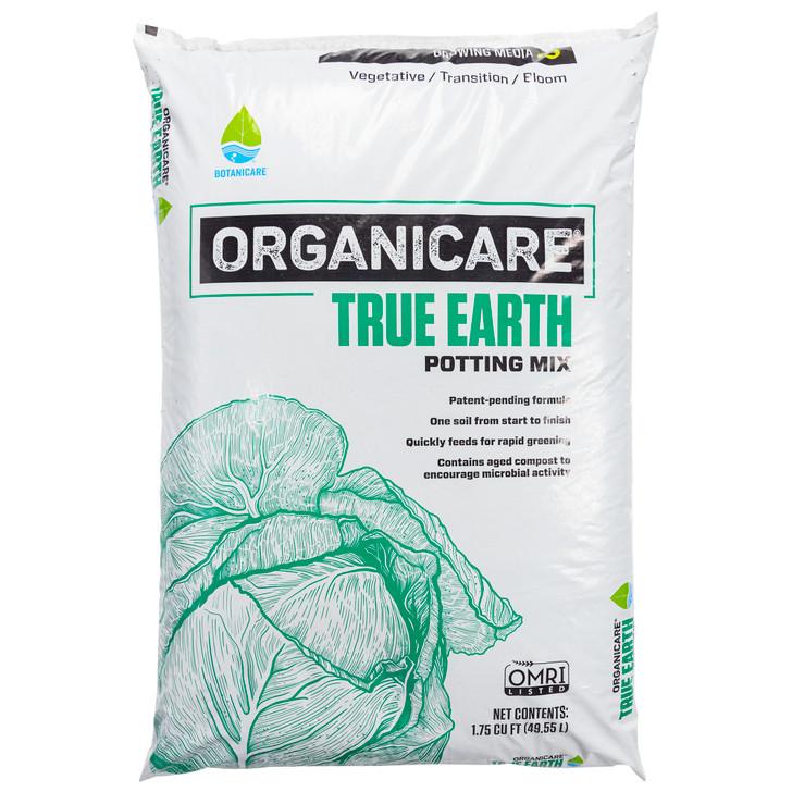 Organicare True Earth Potting Mix 1.75 cf