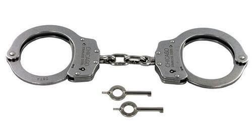 Stainless Handcuffs