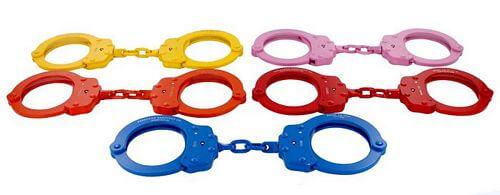 Colored Handcuffs