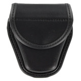 Leather Covered Handcuff Case