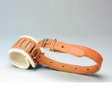 Humane Restraint Model WJ-201 Leather Non-Locking Wrist Restraints