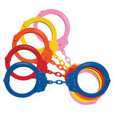 Oversized Colored Handcuffs
