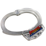 Chicago Color Coded Clear Handcuff Cutaway