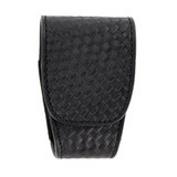 ASP Closed Top Handcuff Case With Velcro Closure, Basketweave