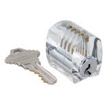 Clear Practice Lock, Standard Pins