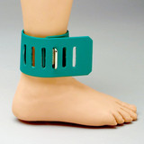 Humane Restraint Model AJ-201 Poly Non-Locking Ankle Restraints