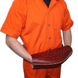 Humane Restraint Model ML-501 Locking Leather Muff