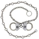 Peerless Model 7003HS Waist Chain W/ Handcuff Together
