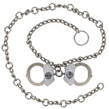 Peerless Model 7003HS Waist Chain W/ Handcuff Together